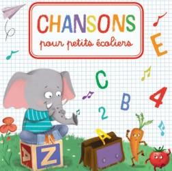 CD Chansons pour petits écoliers -28 Titres pour enfant