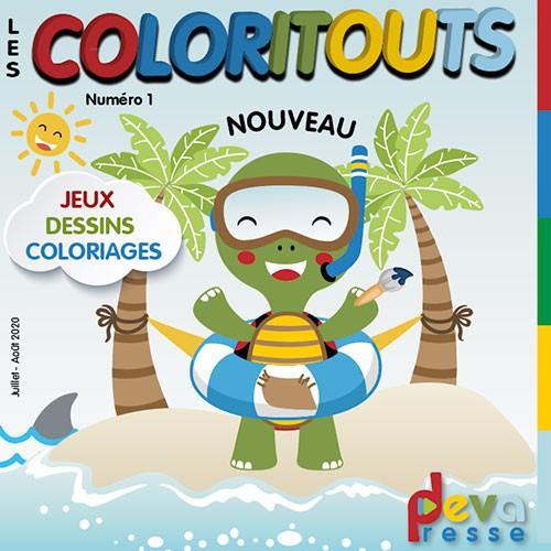 Les COLETOUTS magazine pour enfants