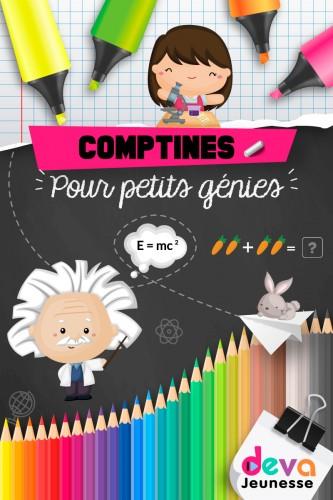 Comptines pour petits génies - 2CD