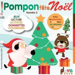 Supernimos  Noël  MAGAZINE POUR ENFANTS