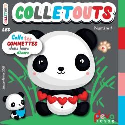 COLLETOUTS N°4 - Magazine pour enfants
