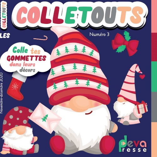 COLLETOUTS N°3 - On fête Noël