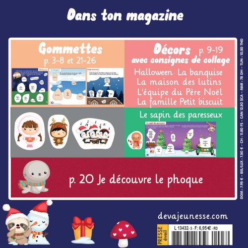 COLLETOUTS N°3 - Magazine enfants