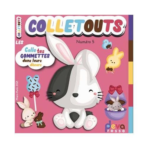 Abonnement COLLETOUT - Magazine enfants