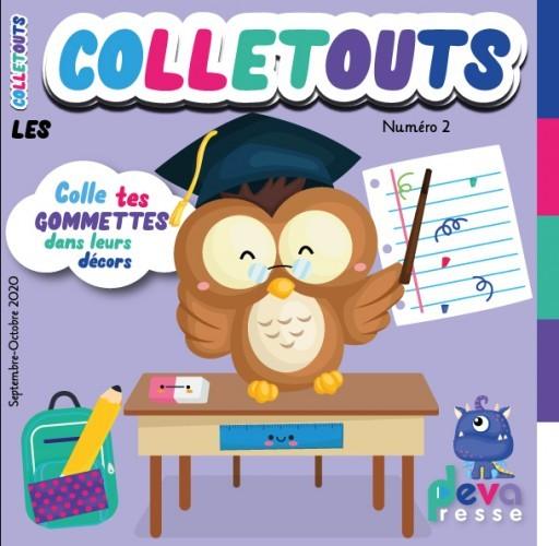 COLLETOUT - Abonnement magazine pour enfants