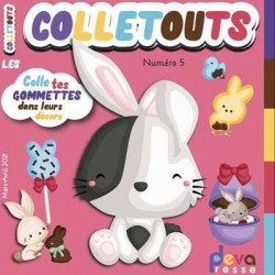 COLLETOUT N° 5 Magazine enfants
