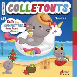 Abonnement COLLETOUTS - Magazine enfant Jeunesse