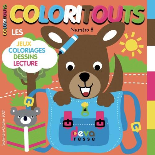 COLORITOUTS - Magazine enfant