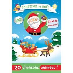Comptines de Noël (DVD avec animation)