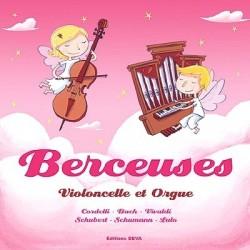 Musique pour Retour au Calme - Vol 1 - Violoncelle et Orgue