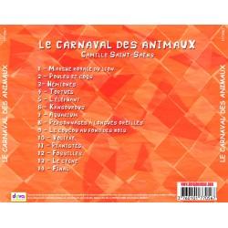 Le Carnaval des animaux de Camille Saint Saens
