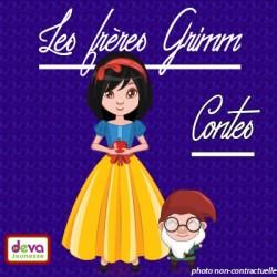 CD Contes des frères Grimm - Trente Contes pour enfants (Coffret de 3 CD)