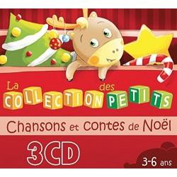 Musiques et grandes chansons de Noël - 3 CD Collection des petits