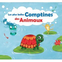 CD Les Plus Belles Comptines des Animaux