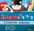 La collection des petits : Comptines anglaises
