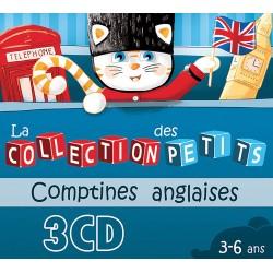 La collection des petits : Comptines anglaises (3CD)