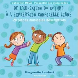 Du Rythme...à l'Expression Libre: 20 pièces musicales descriptives