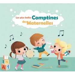 CD Les plus belles comptines des maternelles