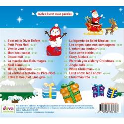 Comptines de Noël (1CD+1DVD)