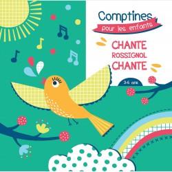 Chante rossignol chante : comptines pour les enfants