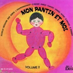 CD Mon Pantin et moi (Volume 2)