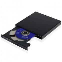 Lecteur CD/DVD externe - Compatible ordinateur portable