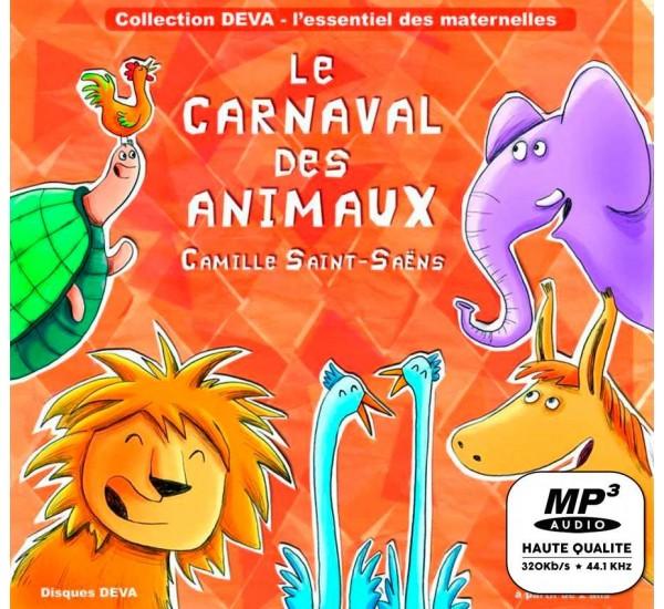 MP3 - Le Carnaval des animaux (Camille Saint Saëns)