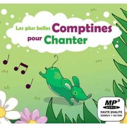 MP3 - Les plus belles comptines pour chanter