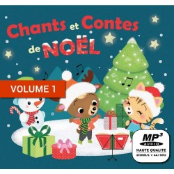 MP3 : Chants et contes de Noël (Volume 1)