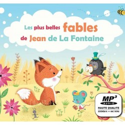 MP3 - Les Plus Belles Fables De La Fontaine