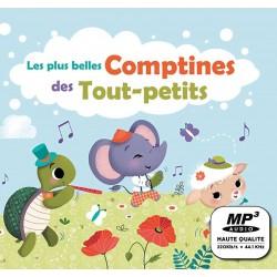 MP3 - Les plus belles comptines des tout-petits