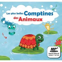 MP3 - Les Plus Belles Comptines des Animaux
