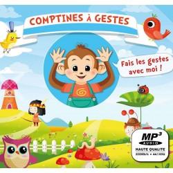 MP3 - Comptines à gestes