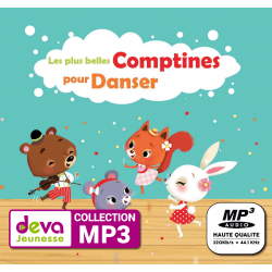 MP3 - Les Plus Belles Comptines pour Danser