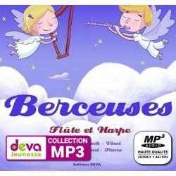 MP3 - Musiques pour Retour au Calme - Volume 2 (Flûte et Harpe)