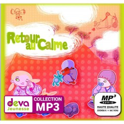 MP3 - Musiques pour Retour au Calme - Volume 3 (Hautbois et Orgue)