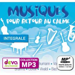 MP3 - Musiques pour Retour au Calme - L'intégrale (3 albums)