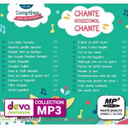 MP3 - Chante rossignol chante : comptines pour les enfants