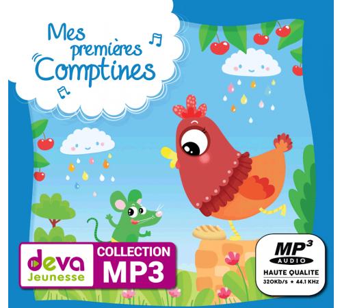 MP3 - Mes premières comptines (La Chorale des Petits Anges)