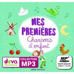 MP3 - Mes Premières Chansons d'Enfant Vol. 1