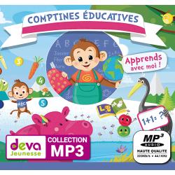 MP3 - Lave tes mains - Comptines éducatives