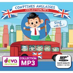 MP3 - Comptines Anglaises : Apprendre l'anglais en s'amusant