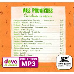 MP3 - Mes Premières Comptines du Monde