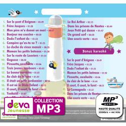 MP3 - Comptines animées
