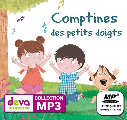 MP3 - Comptines des petits doigts - 50 chansons pour enfants