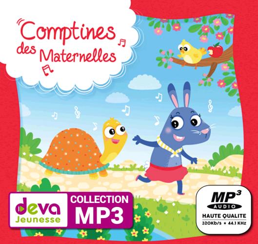 MP3 - Comptines des maternelles