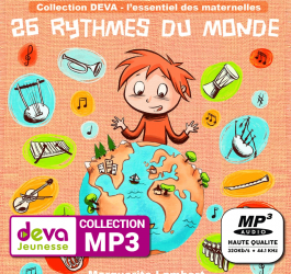 MP3 - 26 Rythmes du Monde