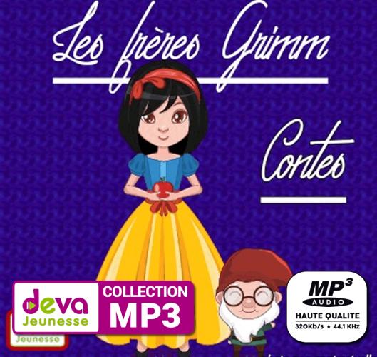 MP3 - Contes des frères Grimm - Dix histoires pour enfants