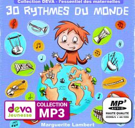 MP3 - 30 Rythmes du Monde