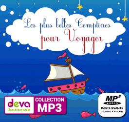 MP3 - Les plus belles comptines pour voyager